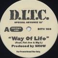 D.I.T.C. / Way Of Life