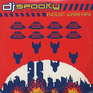 DJ Spooky / Riddim Warfare