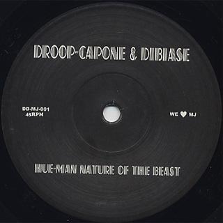 Droop-Capone & Dibiase / Hue-man Nature Of The Beast