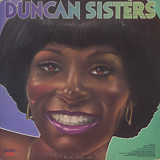 Duncan Sisters / S.T. back
