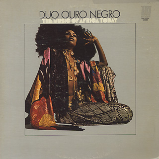 Duo Ouro Negro / The Music Of Africa Today