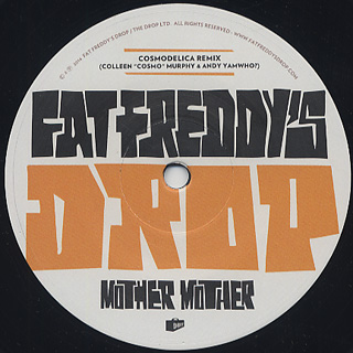 Fat Freddy's Drop / Mother Mother / Never Moving (Remixes)