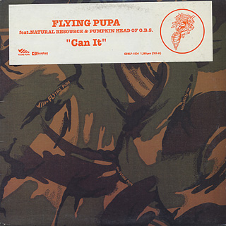 Flying Pupa / Can It