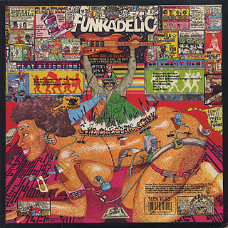 Funkadelic / The Electric Spanking Of War Babies back