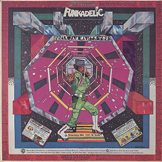 Funkadelic / Uncle Jam Wants You back