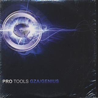 GZA / Pro Tools front