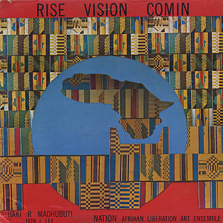 Haki Madhubuti / Rise Vision Comin