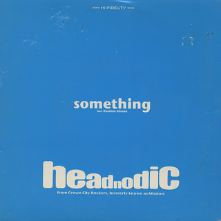 Headnodic / Something