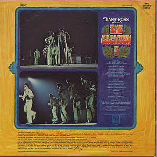 Jackson 5 Diana Ross Presents The Jackson 5 Lp Motown
