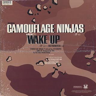 Killarmy / Camouflage Ninjas c/w Wake Up back