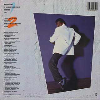Marcus Miller / S.T. back