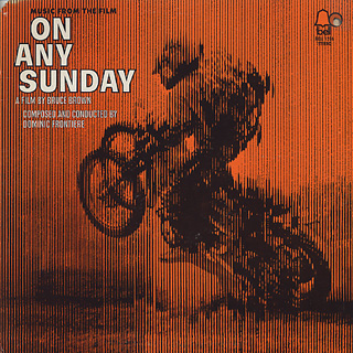 O.S.T. (Dominic Frontiere) / On Any Sunday