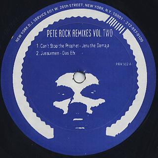 Pete Rock / Remixes Vol.2