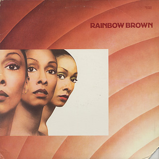 Rainbow Brown / S.T. front