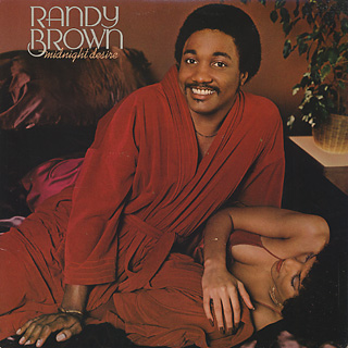 Randy Brown / Midnight Desire front