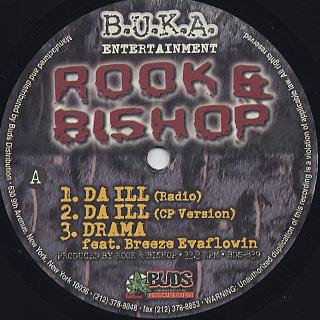 Rook & Bishop / Da Ill