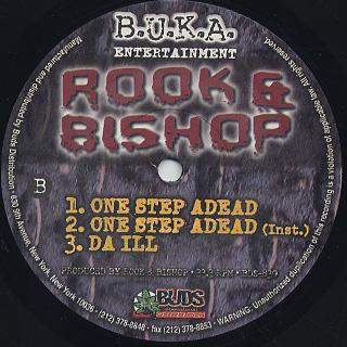 Rook & Bishop / Da Ill back