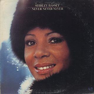 Shirley Bassey / Never Never Never