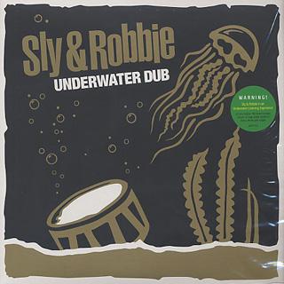 Sly & Robbie / Underwater Dub (LP + CD)