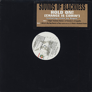 Sounds Of Blackness / Hold On(Change Is Comin')