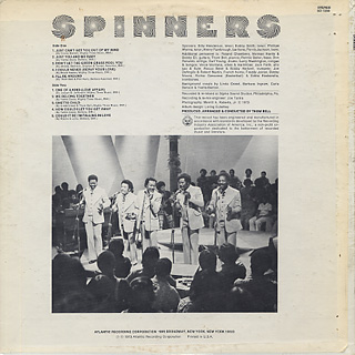 Spinners / S.T. back