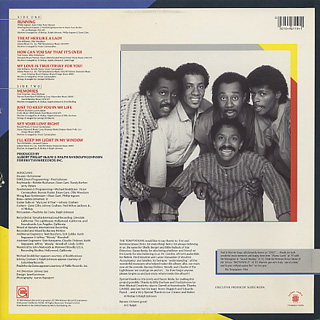 Temptations / Truly For You back