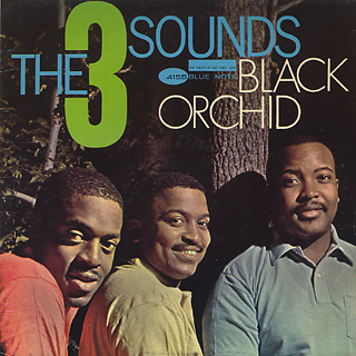 Three Sounds / Black Orchid front