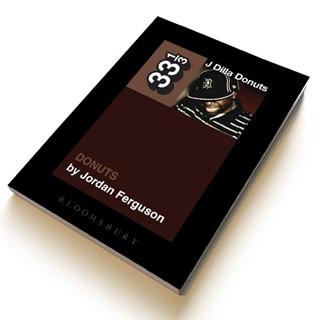 33 1/3 J Dilla's Donuts / Jordan Ferguson