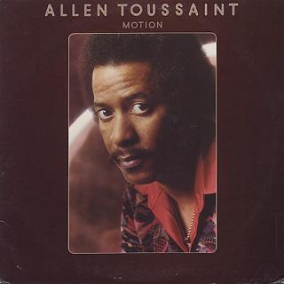 Allen Toussaint / Motion