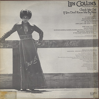 Lyn Collins / Check Me Out If You Don't Know Me By Now back