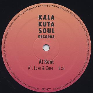 Al Kent / Love & Care