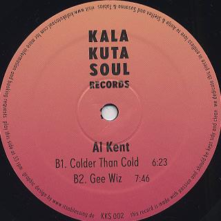 Al Kent / Love & Care back