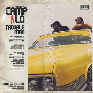 Camp Lo / Trouble Man back