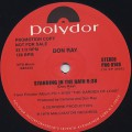Don Ray / Standing In The Rain