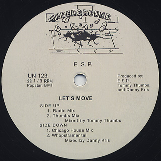 ESP / Let's Move