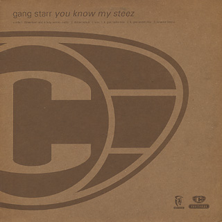 Gang Starr / You Know My Steez (UK Remix)