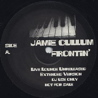 Jamie Cullum / Frontin'