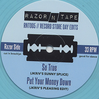 Jkriv / Record Store Day Edits