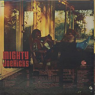 Joe Hicks / Mighty Joe Hicks back