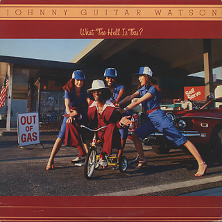 Johnny Guitar Watson / What The Hell Is This?