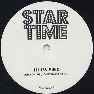 Kon Tee Ess Munk / Star Time