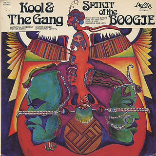 Kool & The Gang / Spirit Of The Boogie