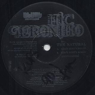 Mic Geronimo / The Natural (Remixes) back