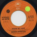 Minnie Riperton / Inside My Love c/w Don't Let Anyone Bring You Down