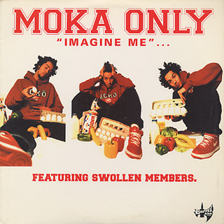 Moka Only / Imagine Me