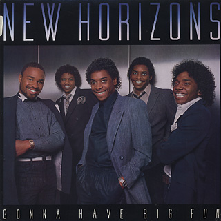 New Horizons / Gonna Have Big Fun