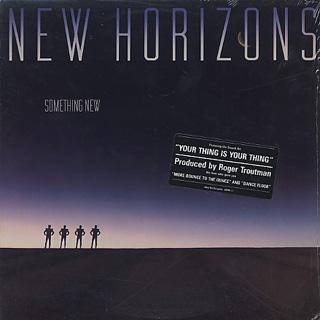 New Horizons / Something New