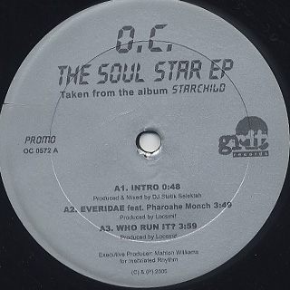 O.C. / The Soul Star EP