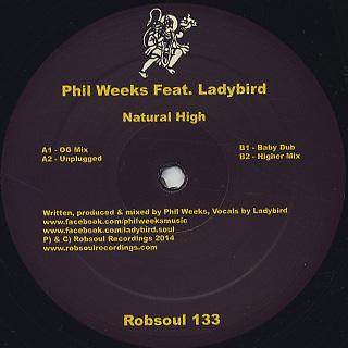 Phil Weeks / Natural High