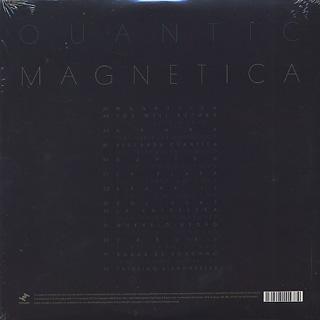 Quantic / Magnetica back